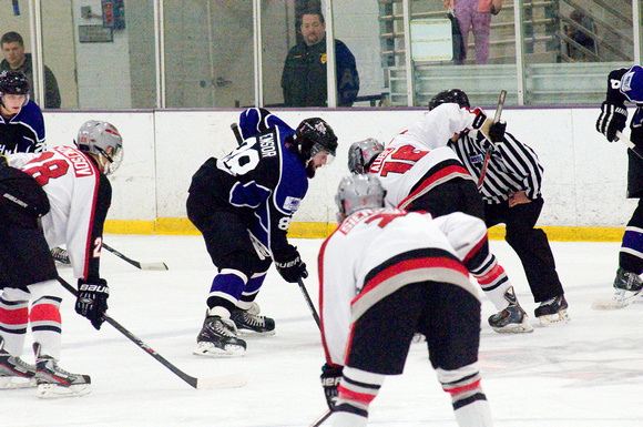 Dallas Ice Jets vs. Texas Jr. Brahmas Playoffs Game 1