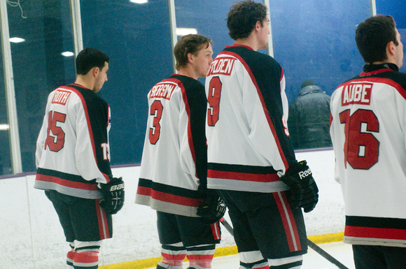 Spencer Roth Bryan Siersma Scott Folden Yannick Aube Dallas Ice Jets Ice Jets